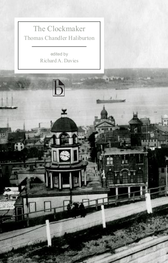 The Clockmaker Broadview Press border=