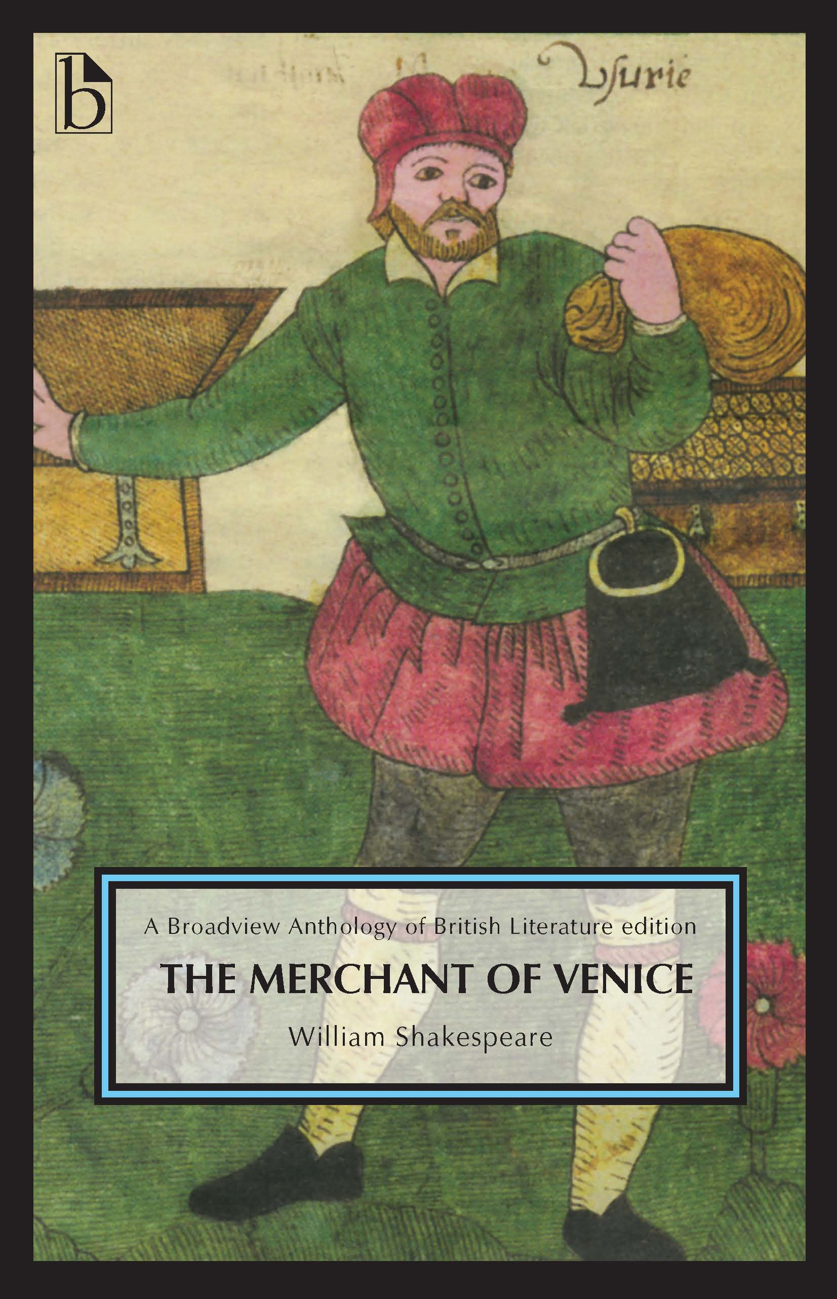 the merchant of venice broadview press