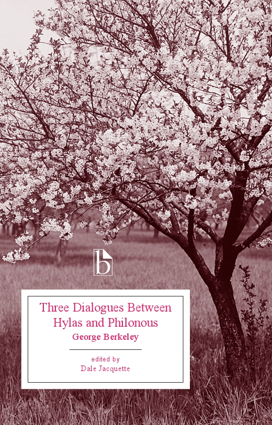 three dialogues between hylas and philonous essay Stefan storrie's anthology dedicated to the three dialogues between hylas and philonous comes from  an essay in apologetics: given  three dialogues, philonous.
