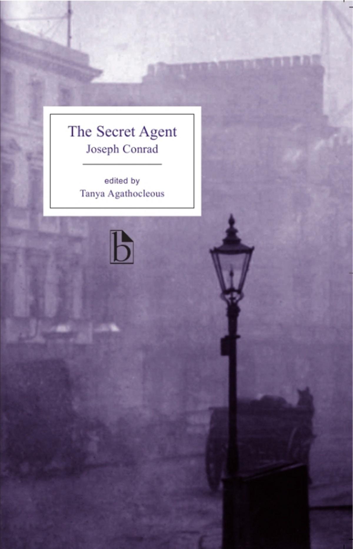 agent conrads essay secret