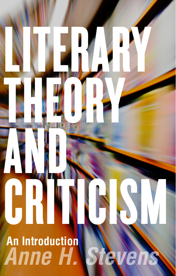 Literary Theory And Criticism An Introduction Broadview Press