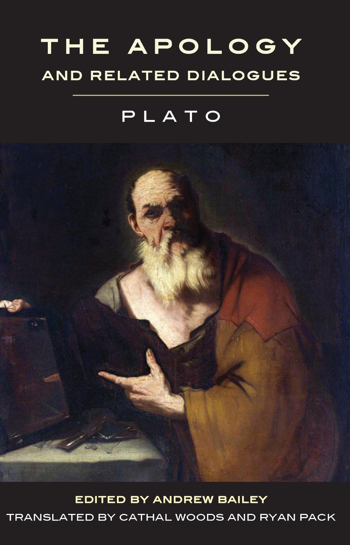 plato and socrates anthology