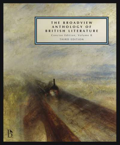 The Broadview Anthology of British Literature Volume 2: The