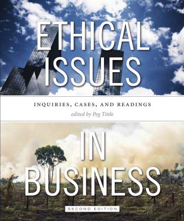 Ethical theory a concise anthology third edition broadview press ethical issues in business second edition fandeluxe Gallery