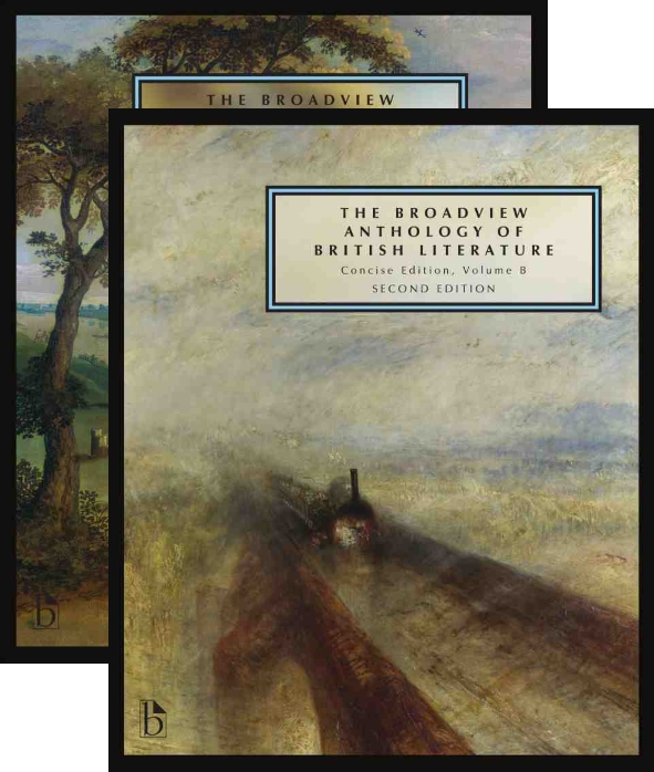 The broadview anthology of british literature concise volumes a b 9781770478459 fandeluxe Image collections